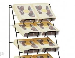 قفسه شکلات سوپر مارکت