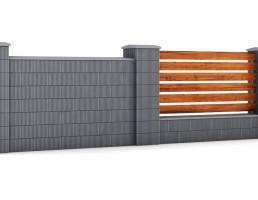 نرده دیوار حیاط
