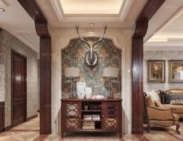 دکوراسیون خانه سبک آمریکایی