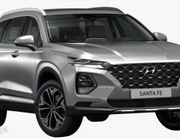 ماشین هیوندای سانتافه سال 2019