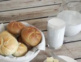 نان + شیر