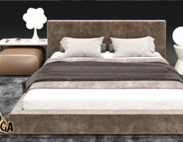 مجموعه مدرن از مبلمان تختخواب Minotti