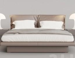 تختخواب مدرن Molteni
