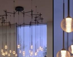 مدل لوستر سقفی