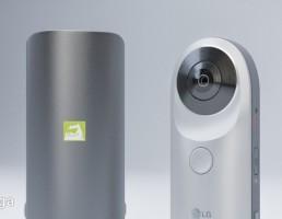 دوربین LG