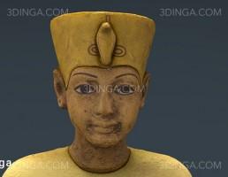 مجسمه فرعون مصر