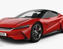ماشین BYD e-SEED GT 2019