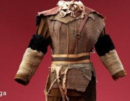 لباس سربازان قدیم چین