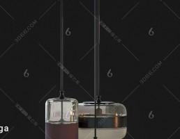 مدل سه بعدی لامپ