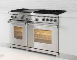 اجاق گاز + فر آشپزخانه + هود + ماشین ظرفشویی