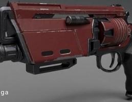اسلحه Duke Mk44