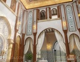 صحنه داخلی سالن جدید سبک آسیای جنوب شرقی
