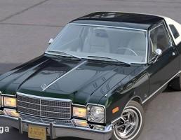 ماشین کلاسیک آمریکایی