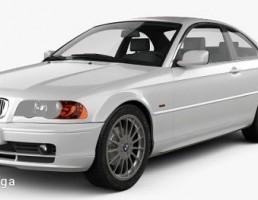 BMW مدل 3 Series coupe سال 2004