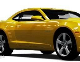 ماشین شورلت کامارو مدل SS سال 2010
