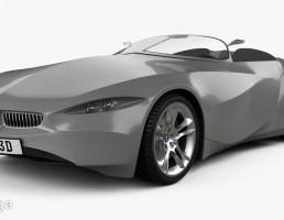 ماشین BMW GINA سال 2008