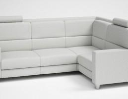 کاناپه کنج دار