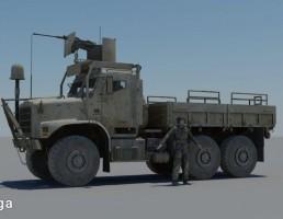 کامیون باری  truck iw6
