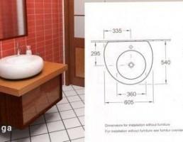 روشویی wc
