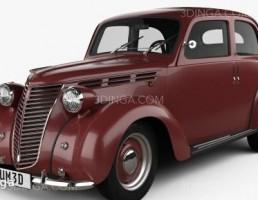 ماشین فیات 1100 سال 1946