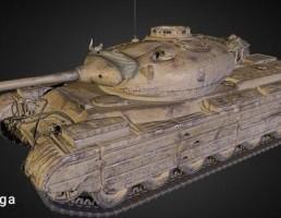 تانک M35 mod 46
