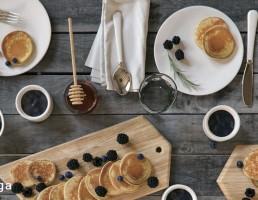 میز صبحانه
