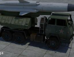 پرتاپگر موشک SX2190