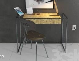 میز + صندلی مدرن