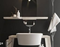 روشویی حمام کلاسیک
