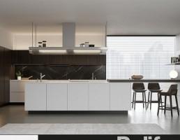 صحنه آشپزخانه مدرن