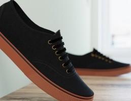کفش کتانی