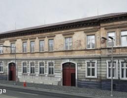 نمای خارجی ساختمان