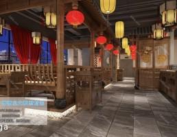 رستوران سبک چینی