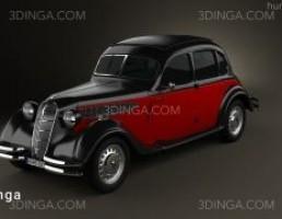 ماشین BMW مدل 326 سال 1941