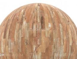 تکسچر کاشی های چوبی قدیمی