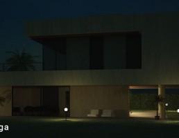 نمای خارجی خانه