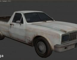 ماشین شورلت مدل ال کامینو سال 1982