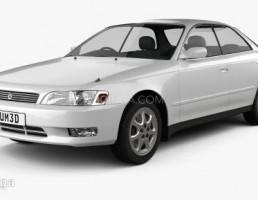 ماشین تویوتا مدل X90 سال 1992