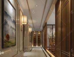 راهرو هتل چینی