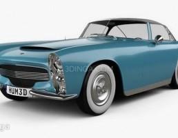 ماشین دوج Zeder مدل Z-250 سال 1953