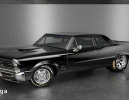 ماشین Pontiac GTO Turbo