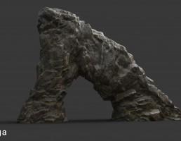 صخره سنگی