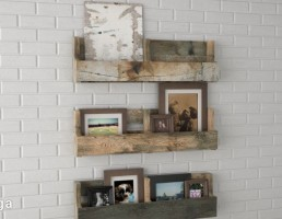 باکس چوبی دیواری