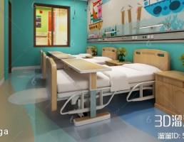 اتاق کودک بیمارستان