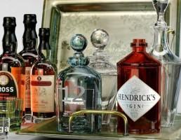 بطری ویسکی کلاسیک
