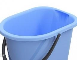 سطل پلاستیکی