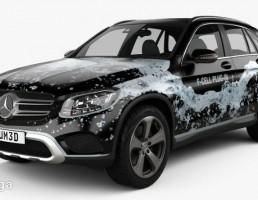 ماشین مرسدس بنز مدل GLC-Class سال 2016