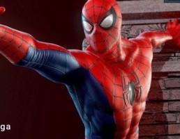 کاراکتر مرد عنکبوتی