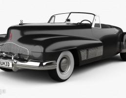 ماشین بیوک مدل Y Job سال 1938