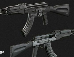 اسلحه مدل AK-103